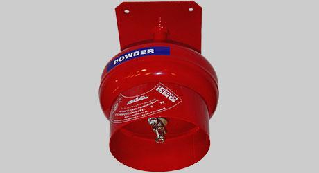 Automatic Fire Extinguishers Adams Fire Tech Pvt Ltd